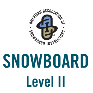 Snowboard Level II Professional Knowledge Exam Pass Icon